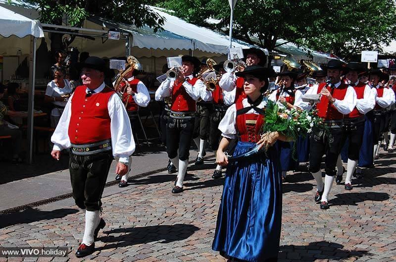 Festa del centro storico altstadtfest a bressanone for Alloggi a bressanone