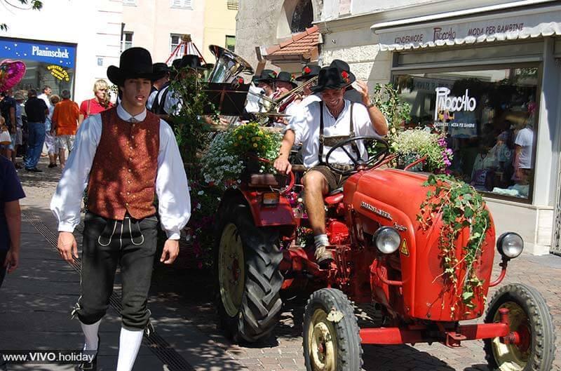 Festa del centro storico altstadtfest a bressanone for Pensioni a bressanone