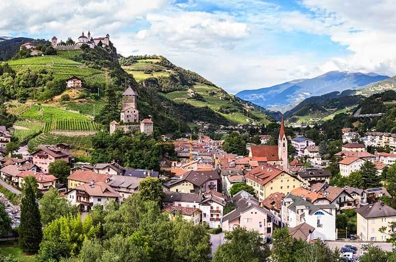 Chiusa alto adige vacanze in valle isarco provincia for Pensioni a bressanone